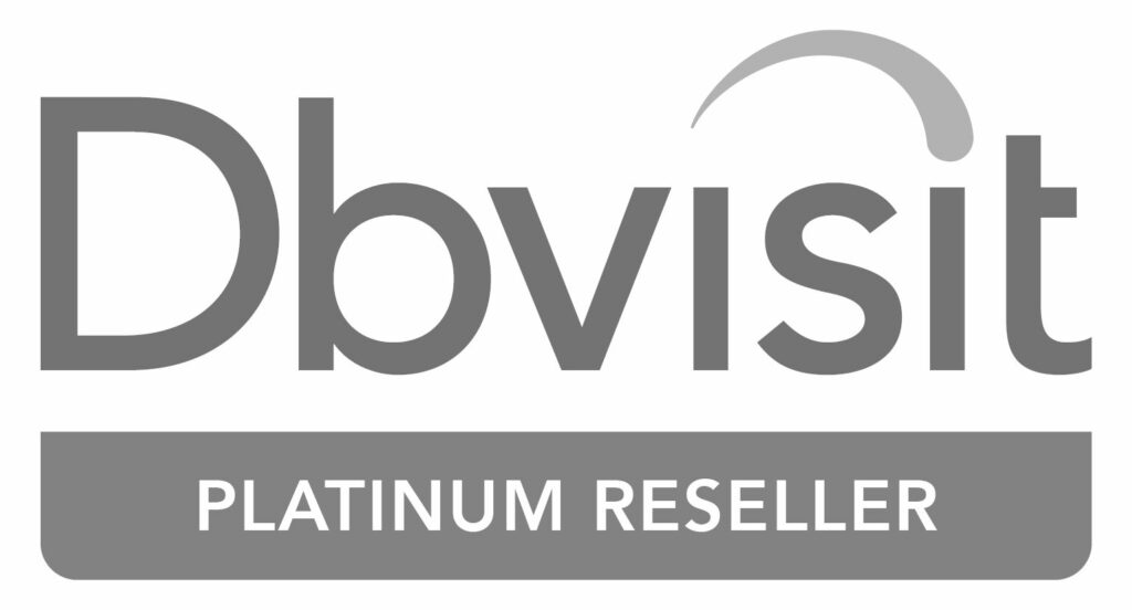 Dbvisit Platinum Reseller - Logo