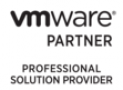 Logo VMware Partner Professional Solution Provider
