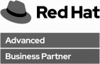Red Hat Advanced Business Partner Cloud Infrastructure- Logo